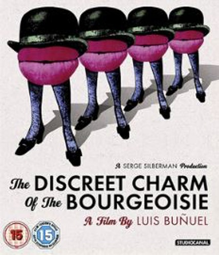 The Discreet Charm of the Bourgeoisie (Blu-ray) (Import) 1972