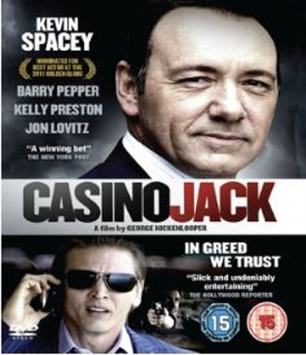 Casino Jack (Blu-ray) import