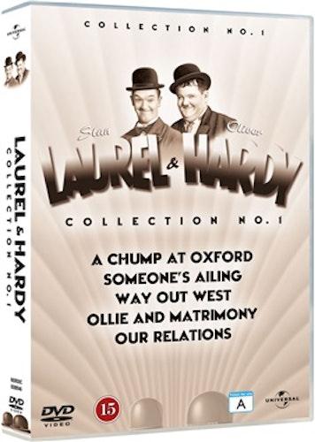 Helan & Halvan Collection (5-Disc) DVD