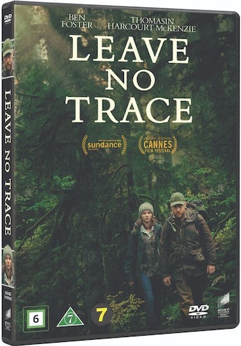 Leave No Trace DVD