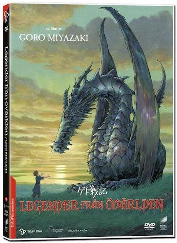 Legender Från Övärlden DVD