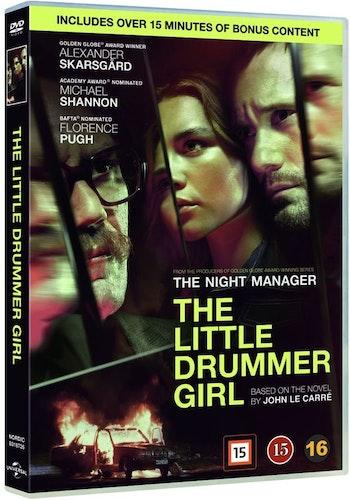 The Little Drummer Girl - Season 1 (2 disc) DVD