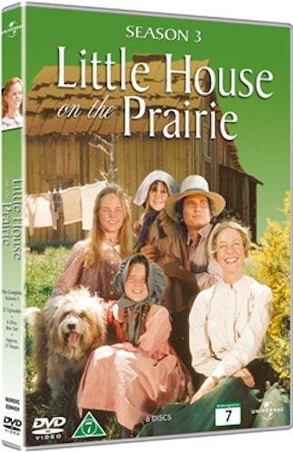Lilla Huset På Prärien - Säsong 3 DVD