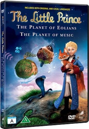 Little Prince Vol. 2 - Planet of Eolian DVD
