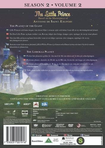 Lilla Prinsen säsong 2 vol 2 DVD