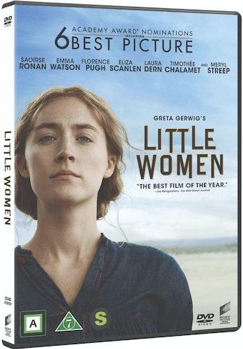 Unga kvinnor DVD