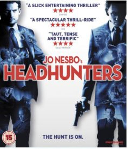 Huvudjägarna/Headhunters (Blu-ray) (Import)