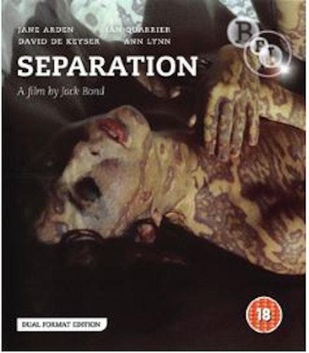 Separation (Blu-ray + DVD) (Import) från 1968