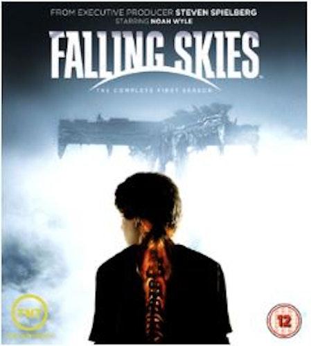 Falling skies - Säsong 1 (Blu-ray)