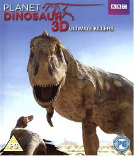Planet Dinosaur (Blu-ray 3D) (Import)
