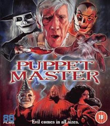 Puppet master (Blu-ray) (Import)