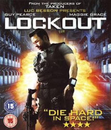 Lockout (Blu-ray) (Import)