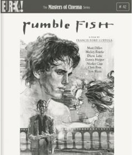 Rumble Fish (Blu-ray) (Import)