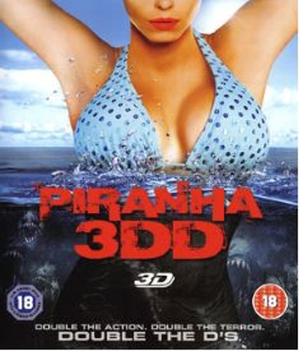 Piranha 3DD (Blu-ray 3D) (Import)