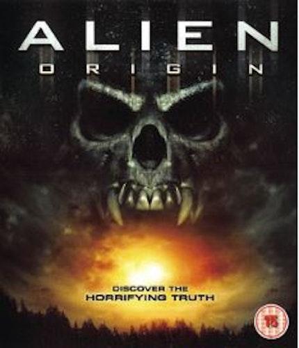 Alien origin (Blu-ray) import