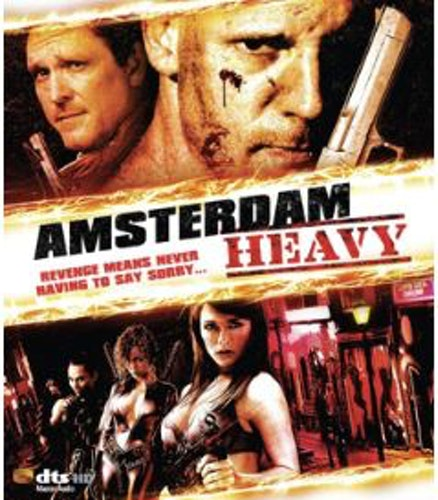Amsterdam Heavy Blu-Ray (import)