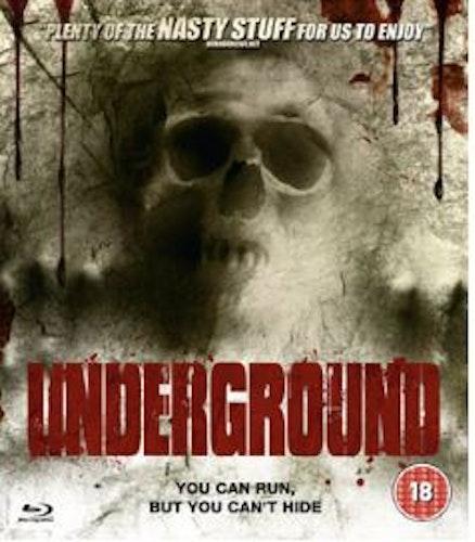 Underground Blu-Ray (import)