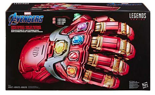 Hasbro Marvel Legends Series Avengers: Endgame Power Gauntlet Articulated Electronic Fist