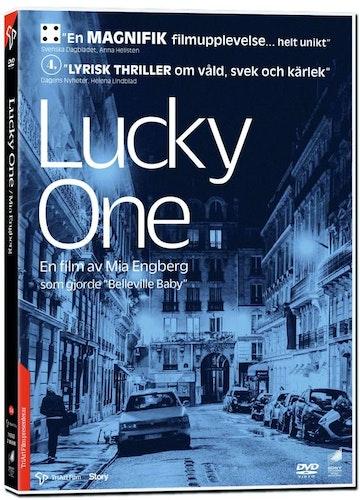 Lucky One DVD