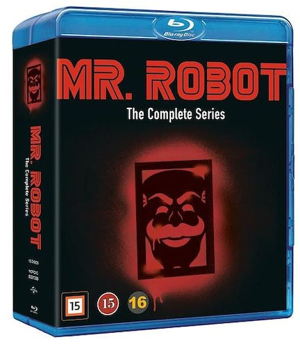 Mr Robot - Complete series (Blu-ray) (12-disc)