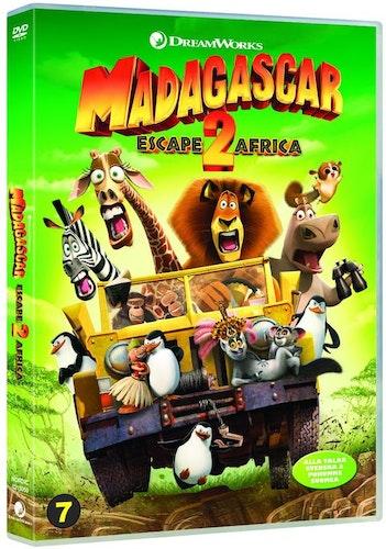 Madagaskar 2 DVD