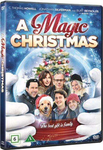 A Magic Christmas DVD UTGÅENDE