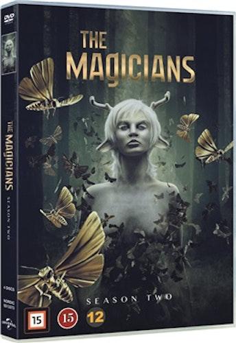The Magicians - Säsong 2 DVD