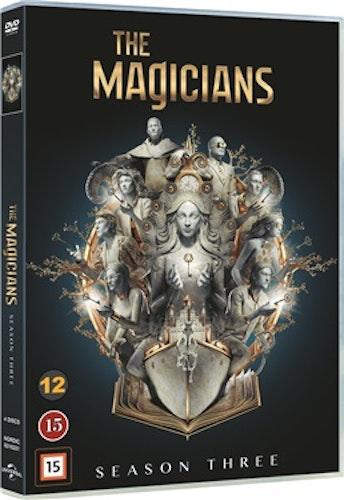The Magicians - Säsong 3 DVD