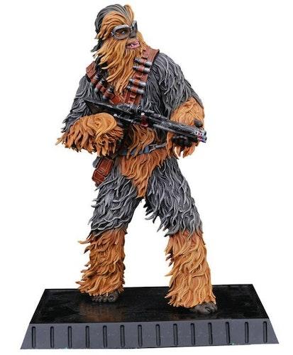 Solo A Star Wars Story - Chewbacca staty