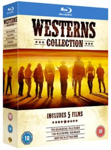 Westerns Collection Blu-ray (import)
