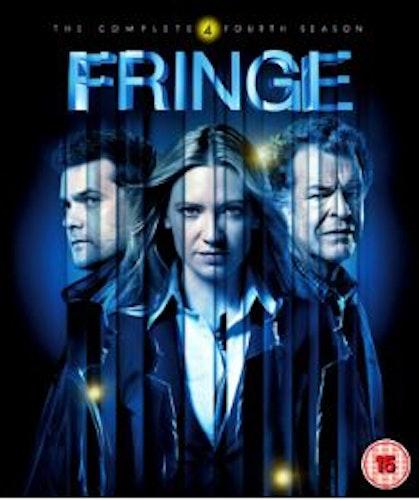 Fringe - Säsong 4 (Blu-ray) (Import Sv.Text)