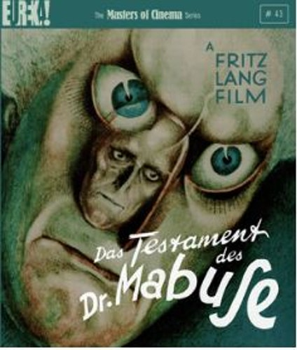 Testament of Dr. Mabuse (MoC 43) (Blu-ray + DVD) (Import)