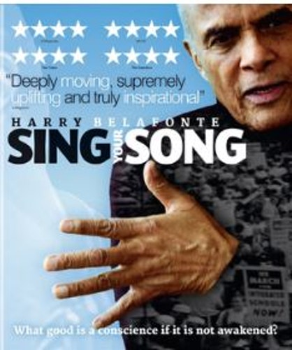Sing Your Song Blu-Ray (import)