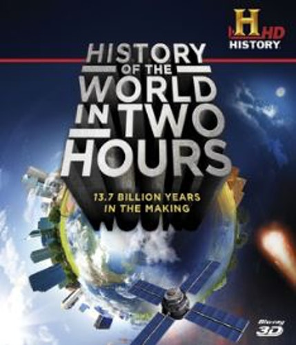 History of the World in 2 Hours (Blu-ray 3D) (Import)