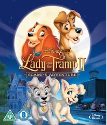 Lady & Lufsen 2: Ludde På Äventyr bluray (import)