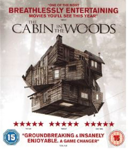 The Cabin in the woods (Blu-ray) (Import)