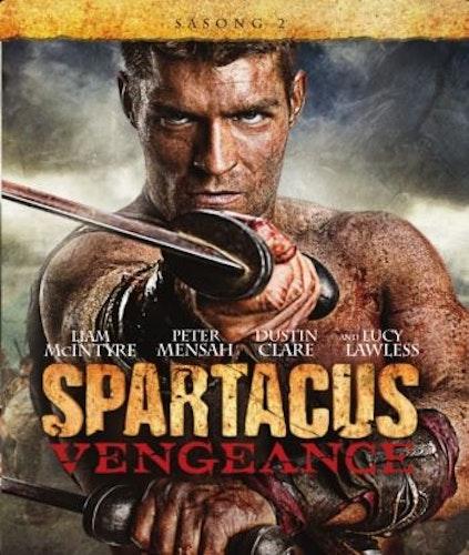 Spartacus: Vengeance - Säsong 2 (4-disc) (Blu-ray)