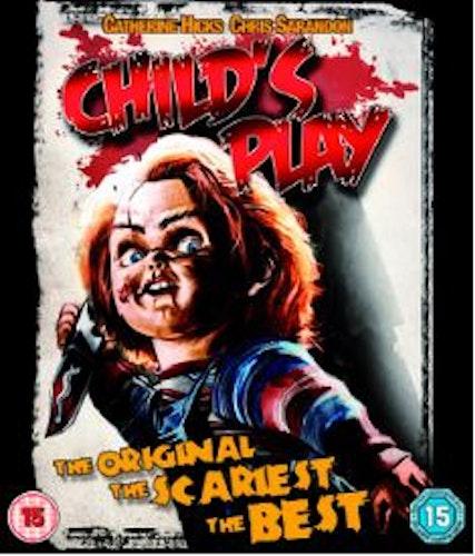 Chucky 1 (Child's Play 1) (1988) (Blu-ray) (Import)
