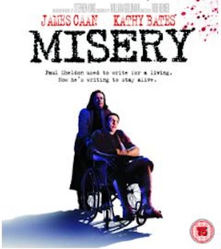 Misery (Blu-ray) (Import)