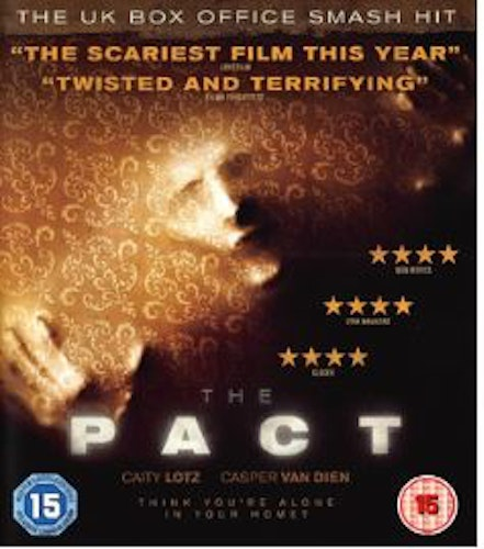 The Pact (Blu-ray) (Import)