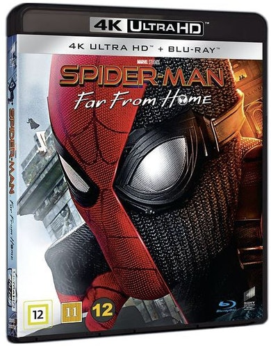 Spider-Man - Far From Home 4K Ultra HD + bluray