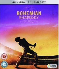 Bohemian Rhapsody 4K Ultra HD