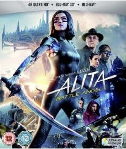 Alita - Battle Angel 4K Ultra HD