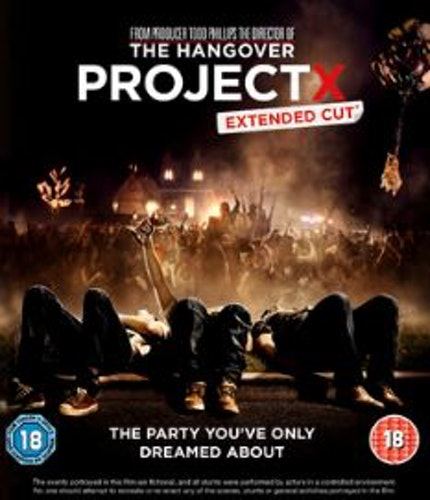 Project X (Blu-ray) (Import)