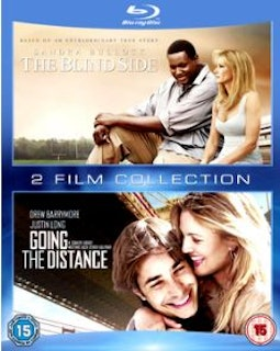 Blind Side+Going The Distance bluray (import)