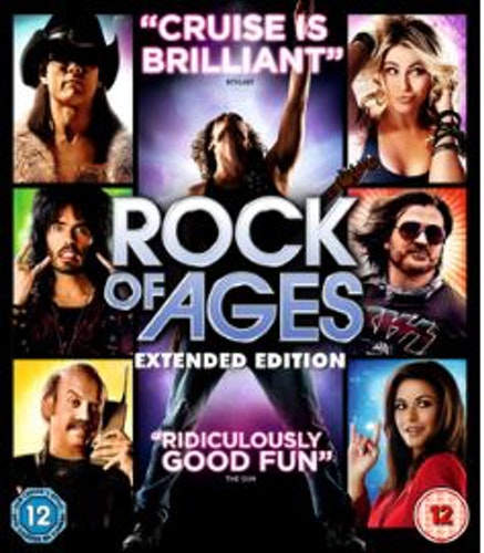 Rock of ages (Blu-ray) (Import)