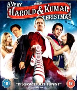 A Very Harold & Kumar Christmas (Blu-ray) (Import Sv.Text)
