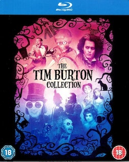 The Tim Burton Collection Blu-ray (import med svensk text)