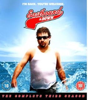 Eastbound and down - Season 3 (Blu-ray) (Import Sv.Text)