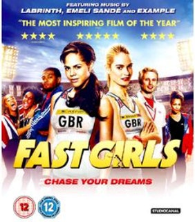 Fast Girls (Blu-ray) (Import)